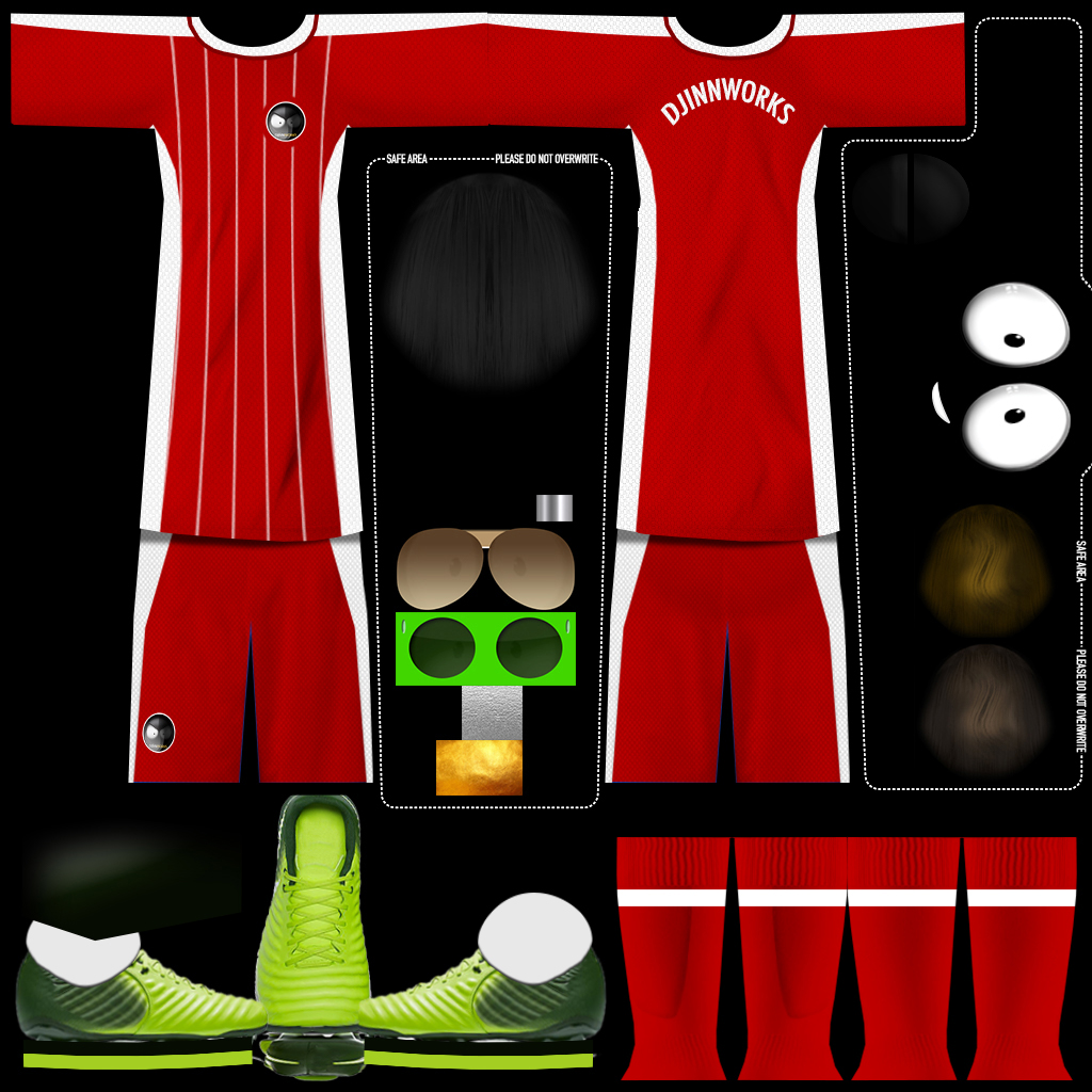 ... Stickman Soccer 2018 to fully customise your teams. Team Kit Image  Template 89d95ce8aca3d